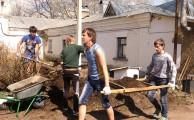 Волонтёры МБОУ СОШ №12