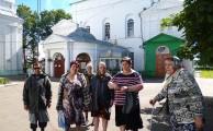 Поездка в Троицкий собор 3 июля 2014