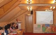 """Конференция """"Социальное обслуживание семей и детей...."""