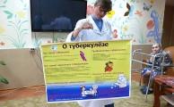 Встреча проживающих ОВП с врачём Шмаровой О.М.