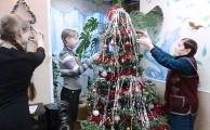 Подготовка к новогодним праздникам