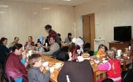 Заседание семейного клуба