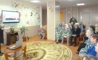 мероприятие в ОВП - 71 год снятия блокады Ленинграда