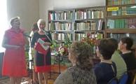 90-летний юбилей отметил филиал библиотеки №2