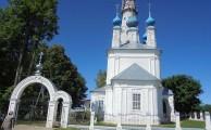 Поездка в храм с.Михайловское