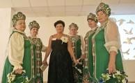 Областной конкурс «Миссис Золотой возраст»
