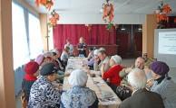 Новый Проект «СоциоИнфоПарк» для пожилых людей