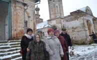 """Программа """"Социальный туризм"""". Поездка в село Парское"""