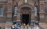 Поездка в Введенский монастырь г.Иваново