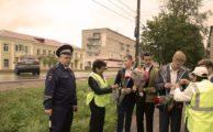 """Акция """"Бабушкин патруль"""""""