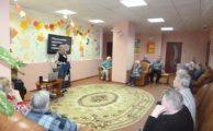 Вечер памяти, посвященный 75-ой годовщине битвы под Москвой.