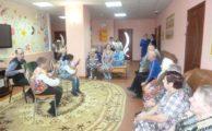 Концерт коррекционной школы