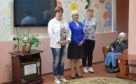 Ветеранов комплексного центра поздравили с Днём города