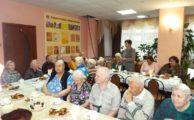 Мероприятия к Дню пожилых людей