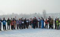 Лыжная спартакиада