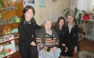 Волонтерская акция «Теплый дом»