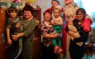 Акция «Распашонки от бабушки»