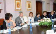 Круглый стол по реализации плана Десятилетия детства