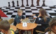 Областной шахматный турнир среди детей «Новая волна - 2019»