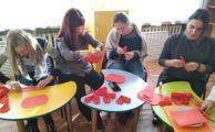 В рамках межведомственной мобильной бригады состоялось занятие для волонтёров-школьников