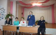 Специалисты отделения профилактической работы с семьей и детьми приняли активное участие в профилактических мероприятиях