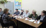 В рамках межведомственной мобильной бригады прошло очередное занятие для людей старшего возраста