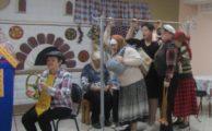 Активисты клуба ветеранов «Креатив» Вичугского КЦСОН приняли участие в городских мероприятиях