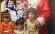 Акция «Дед Мороз идёт к Вам»