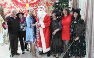 Ветераны Клуба «Креатив» стали участниками Новогоднего праздника