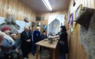 Получатели услуг ОВП посетили Кинешемский музей валенок