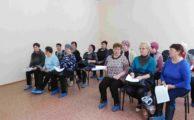 В рамках межведомственной мобильной бригады состоялась встреча пенсионеров с сотрудником ЖКХ и психологом ЦРБ г.Вичуга