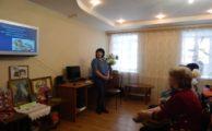 3 марта состоялось очередное занятие Школы ухода за гражданами пожилого возраста