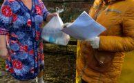 Мобильные бригады Вичугского КЦСОН доставляют продуктовые наборы гражданам пожилого возраста