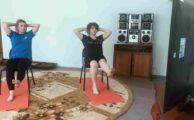 Изометрические (статические) упражнения для пожилых