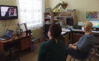 """Участие во втором областном смотре """"Школ серебряных волонтеров"""" в онлайн-формате"""